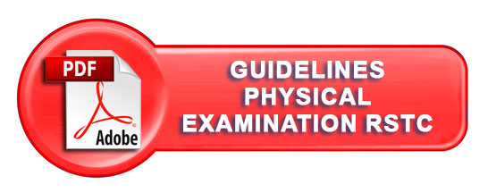 Guidelines Physical Examination RSTC